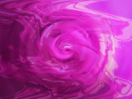 Magenta ink, pink painting, brilliant liquid background photo