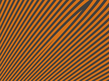 Orange and black straight stripes background photo