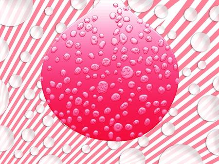 Femenine conceptual background, menstruation, menstruating Stock Photo - 13556864