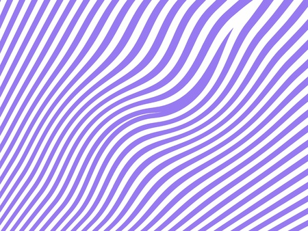 bicolor: Lavender blue striped background with straight and curved lines