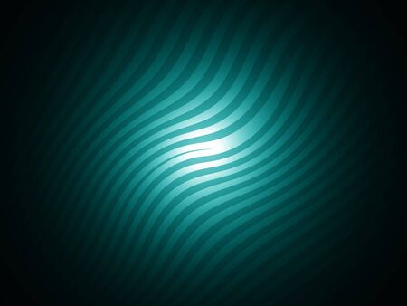 cian: Cian turquoise bright light in the darkness on striped background