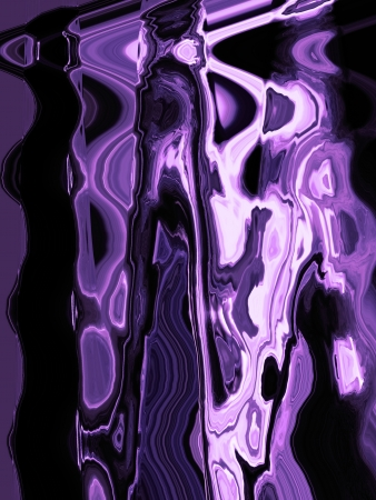 purpleish: Violet reflections on abstract background like a stone
