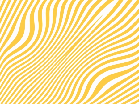Yellow and white diagonal striped background photo