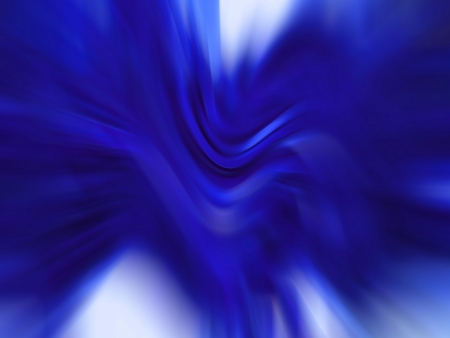 lighthing: Indigo blue blurred deep abstract background Stock Photo