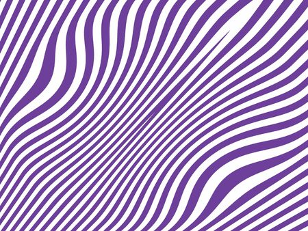 Purple violet and white stripes abstract background photo