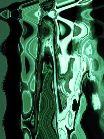 spherized: Green malachite semiprecious stone texture abstract background