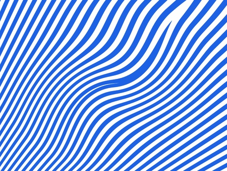 Fresh white and marine blue stripes Stock Photo - 13792396