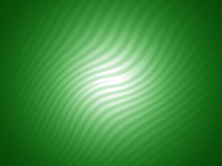 Green striped luminous background photo