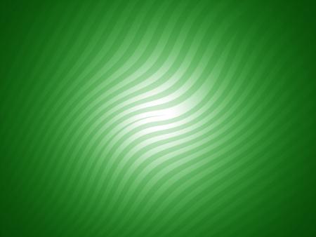 luminous: Green striped luminous background Stock Photo