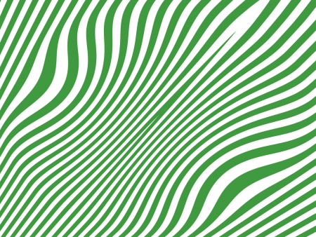 Green and white stripes background Stock Photo - 15750217