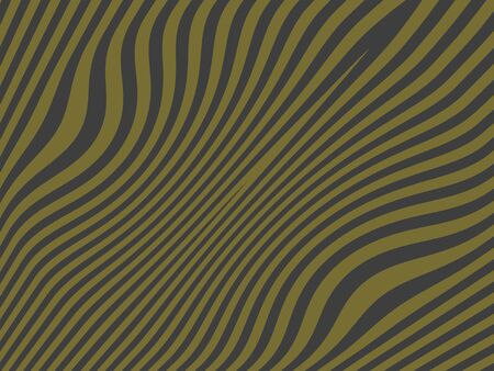 Dark sober zebra striped background in green and grey Stock Photo - 15750214