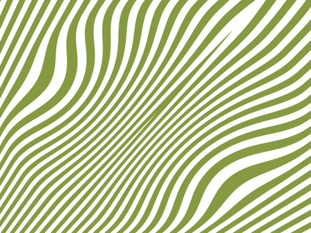 Sober green stripes in abstract background Stock Photo - 15750215
