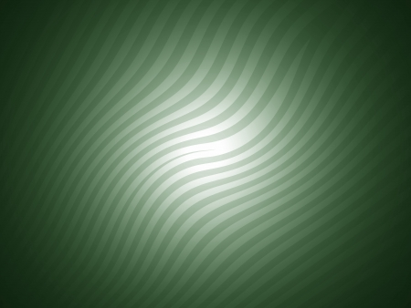 Striped luminous greenish background photo