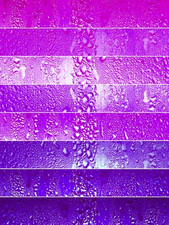 Pink, fuchsia, violet, waterdrops backgrounds photo