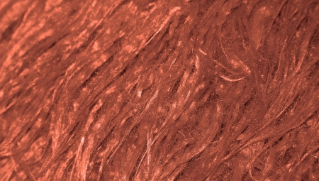 redish: Redish copper hairs in abstract horizontal background