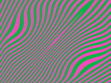Pink and green funky striped abstract background photo