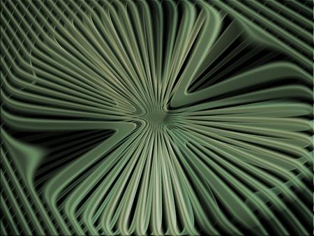 sobrio: L�neas met�licas verdes Sober en �ngulos de fondo
