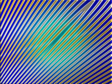fibre optique: Color� lumineux en fibre optique des lignes de fond