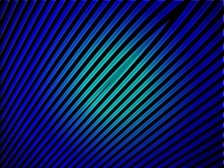 fibre optique: Blue optic fiber abstract background Banque d'images