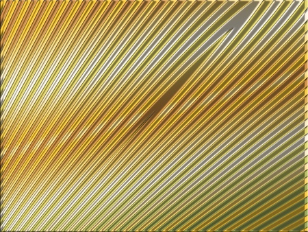 Gold metallic straight thin brilliant lines striped background photo