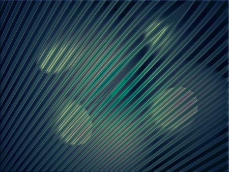 fibre optique: Les lumi�res bleues sur fond de fibre optique