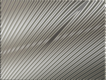 Silver feather texture background photo