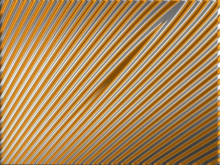 cupper: Silver and cupper lines abstract background