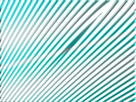 metalized: Light striped background in blue and silver