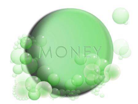 money laundering: Money laundering conceptual image Stock Photo