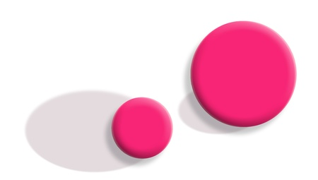 changed: Changed roles concept with pink balls with shadows exchanged