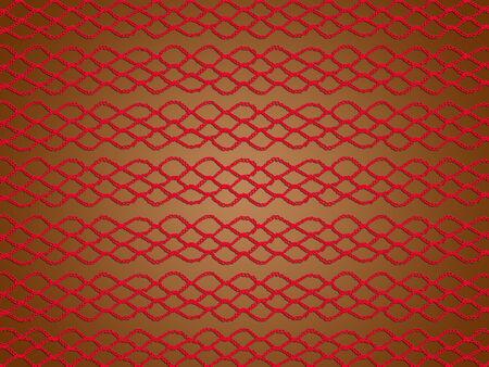 picot: Sfondo Natale rosso tessuti in crochet web