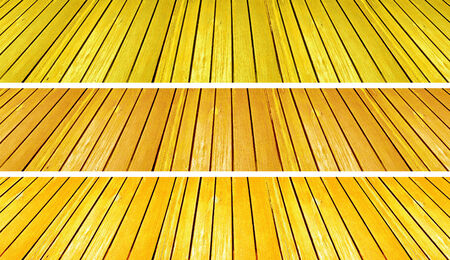 scenarios: Yellow vintage wood textures of floors like scenarios of theatres