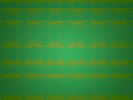 sophistication: Green subtle elegant christmas wallpaper