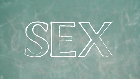 educacion sexual: Palabra del sexo en la clase de educación sexual