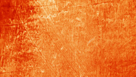 brushwork: Orange paint texture abstract background