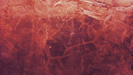 redish: Blood redish brown old grunge cracked abstract background