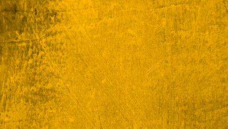 brushwork: Yellow grungy abstract background Stock Photo
