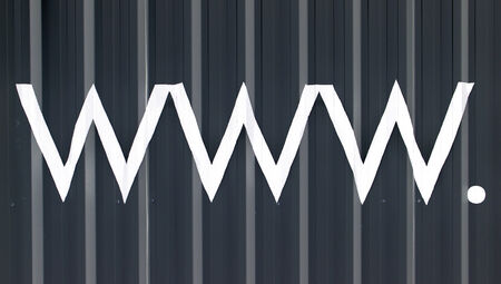 domains: Www  domains abstract background