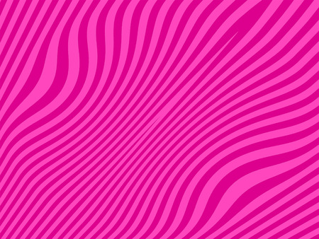 Red and pink striped abstract background photo