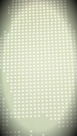 bn: White abstract dotted vertical background