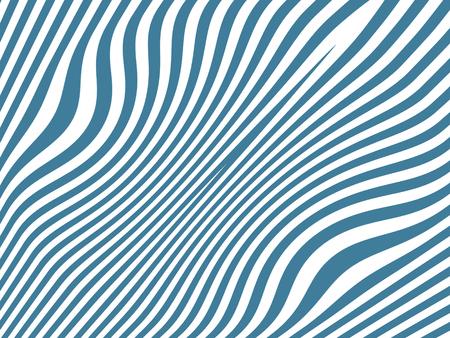 sobrio: Sober patr�n de l�neas azules sobre fondo blanco Foto de archivo