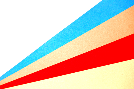 diagonal lines: Colors diagonal lines of papers abstract background
