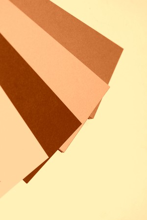 selector: Sepia papers selector palette abstract