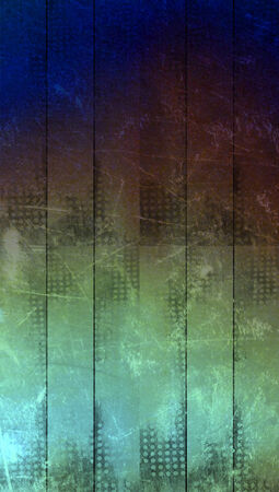 Grunge blue vertical banners abstract background photo