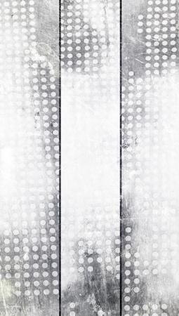 verticals: Three vertical banners backgrounds grunge grey set Stock Photo