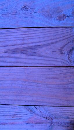 Cold blue painted wood texture background Stock Photo