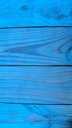 Blue vertical wood closeup abstract background