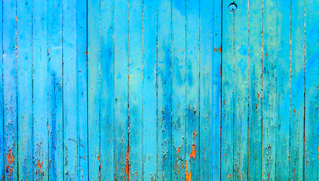 oldish: Turquoise wood wall abstract background