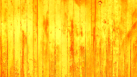 oldish: Yellow and orange wood warm abstract background