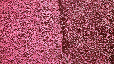 closeups: Sober pink grunge wall abstract background with a line